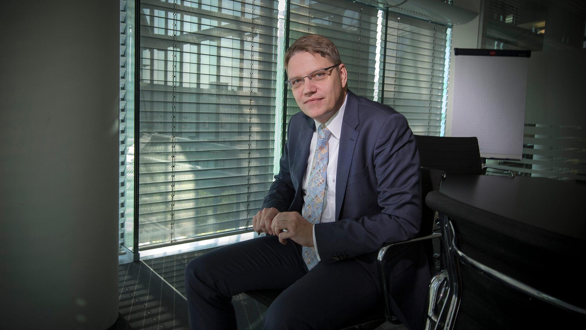 Prof. Dr. Ulrich  Hildebrandt