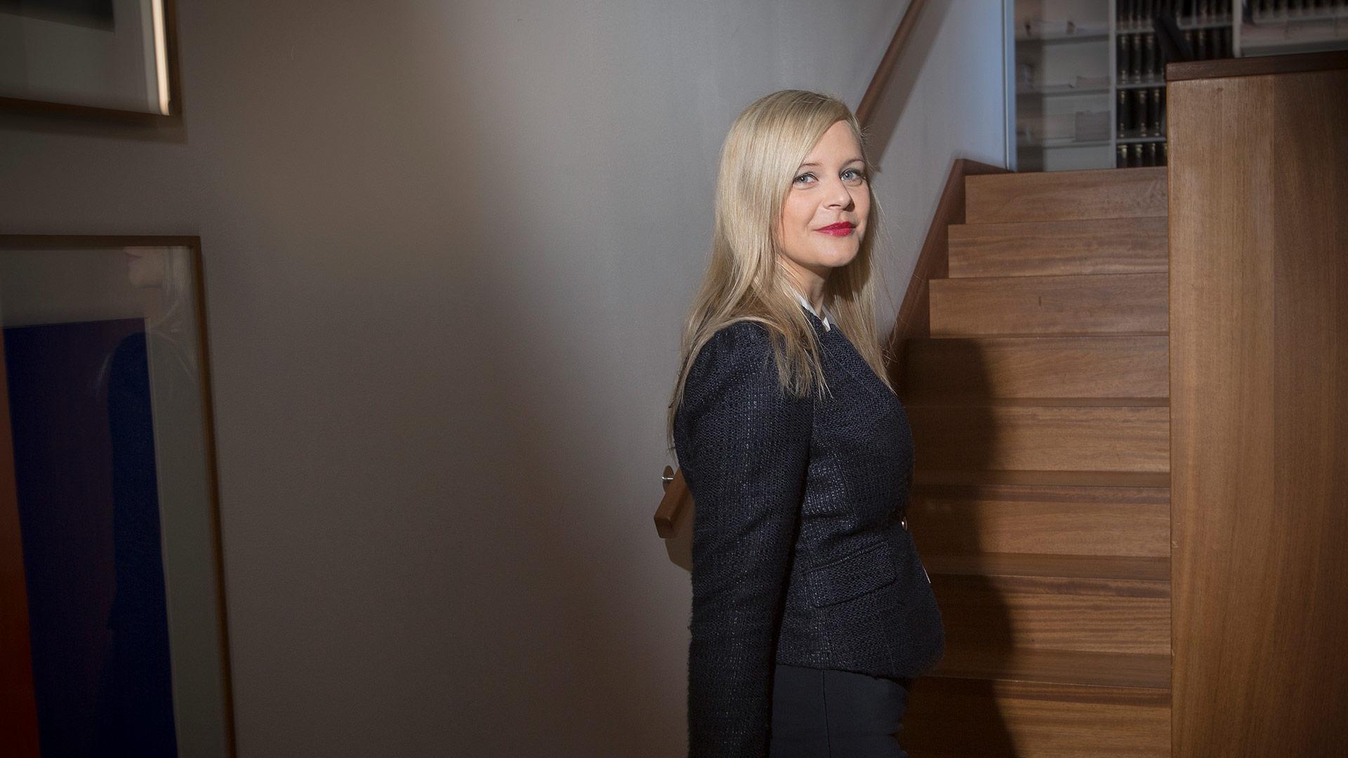 Dr. Petra  Steinheber