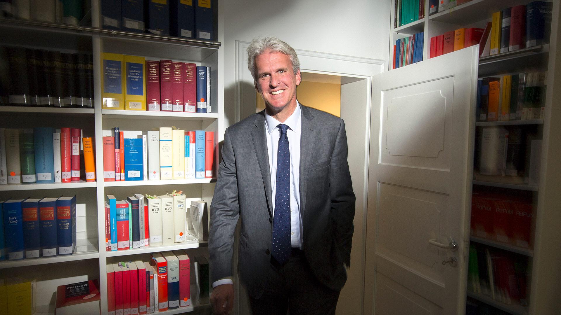 Dr. Sebastian Graf von Wallwitz